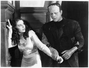 BRIDE OF FRANKENSTEIN STD 8MM B&W SOUND FILM