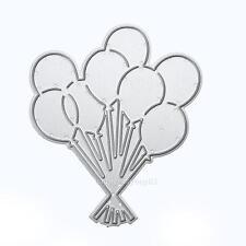 Balloon Metal Cutting Dies Stencil DIY Scrapbooking Album Paper Card Craft Decor