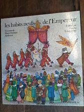 Les habits neufs de l'Empereur / Hans Christian Andersen illustré Laïmgruber
