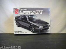 AMT ERTL 1990 Chevrolet Beretta GTZ 1/25th Plastic Model Kit #6068 NIB