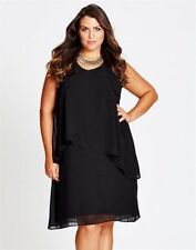 Autograph Polyester Machine Washable Plus Size Dresses for Women