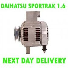 DAIHATSU SPORTRAK 1.6 16V 1988 1989 1990 1991 1992 1993 > 1999 RMFD ALTERNATOR
