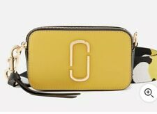 BNWT Marc Jacobs Snapshot Sunshine Color Block Small Camera Crossbody Bag
