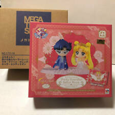 Sailor moon Neo Queen Serenity & King Endymion wedding Petit Chara figure NEW