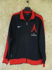 Veste PSG PARIS SAINT-GERMAIN NIKE football training jacket giacca L