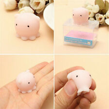 Cute Octopus  Squeeze Healing Fun Kid Toy Gift Stress Reliever Decor TB