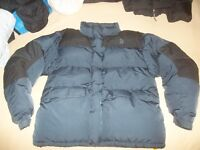 The North Face Baffin Baltoro Parka Himalayan Arctic Jacket Goose Down TNF Blue