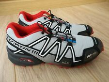 SALOMON SPEEDCROSS 3 TRAINERS UK SIZE 9