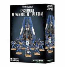 Adeptus Astartes: SPACE MARINES SKYHAMMER TACTICAL SQUAD (GWS 48-43) 40K