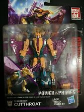 Terrorcon Cutthroat - Sealed figure - Transformers - Deluxe Class Power Primes