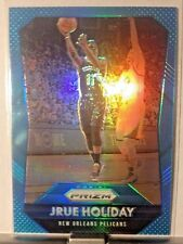 2015-16 PANINI PRIZM BLUE REFRACTOR #'d/199 JURE HOLIDAY     WM12