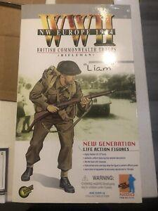 Dragon Action Figure 1/6 British WW2 Liam