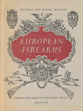 European Firearms. by Hayward, J. F.