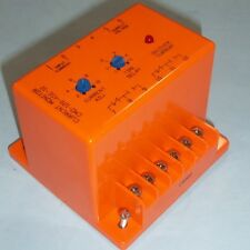 ATC 120VAC 2-10A TIME-DELAY RELAY CURRENT MONITOR CMO-120-ASE-10