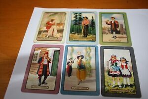 Swap Cards - Country Dress.