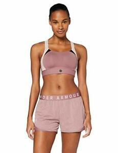 Under Armour Women's Play Up Short 3.0 - Twist , Hushed Pink (662)/Dash Pink ...
