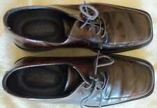 KENNETH COLE REACTION Men's Dress Brown Oxfords Lace Up Shoes  Size 10med