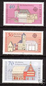 BRD 1978 Mi. Nr. 969-971 Postfrisch LUXUS!!!