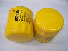 2 Pack Kohler Engine Oil Filter 52 050 02 Exmark Toro 52 050 02-s