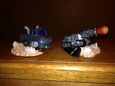 "Hasbro TRANSFORMERS Robot PVC MOVIE - TRUCK IRONHIDE & Tank Megatron 3""! (1)!"