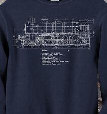Stanier black 5 model railways LMS trains BR sweatshirt