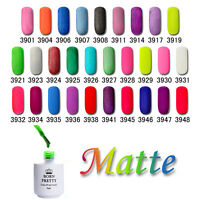 5ml Matte UV Gel Polish Soak Off Varnish Nail Manicure DIY BORN PRETTY