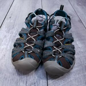 Keen Whisper Womens Size 9.5 US Canton Bayou Sport Sandals Waterproof 1020327