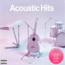 Various Artists ‎– Acoustic Hits [New & Sealed] Digipack 2CD