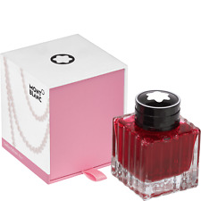 Montblanc Ladies Edition Fountain Pen  Ink Bottle 50 ml  NEW RELEASE/NIB