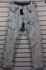 NWT M's Ralph Lauren Black Label, Straight-Fit Washed Indigo Jean. 34x32, $295