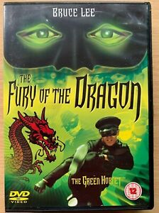 Fury of the Dragon DVD Green Hornet Movie / Film with Bruce Lee