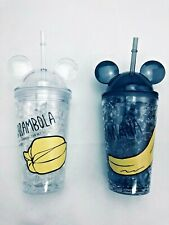 2 x Frosty Mason Jar Super Ice Cup, Beer, Soft Drinks, Random color will be sent