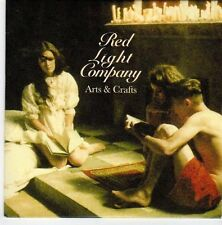 (EM42) Red Light Company, Arts & Crafts - 2009 DJ CD
