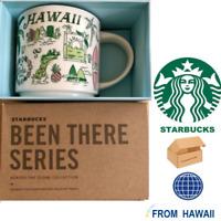 ☕️14oz Mug Starbucks HAWAII Collection Been There Series2018 Coffee Tea Cup NIB