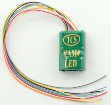 TCS 1479 KAM4-LED DCC 4 fx Decoder LED ready with Keep Alive   MODELRRSUPPLY-com