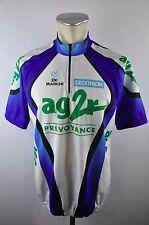 De Marchi ag2r Bike cycling jersey maglia Rad Trikot Gr XXL BW 57cm B-04