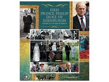 Isle of Man Post Office HRH Prince Philip the Duke of Edinburgh Sheetlet