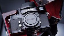 RARE Minolta 35mm SLR Camera, XK XM X1 Professional EYE LEVEL PRISM FINDER