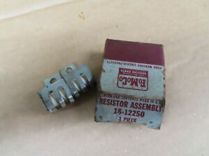 NOS 1932-48 Ford ignition resistor No Reserve flathead