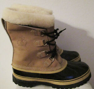 Sorel Caribou Boots  Men's Size 12 Medium in Superb Condition