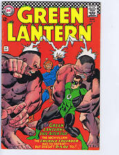 Green Lantern #51 DC 1967