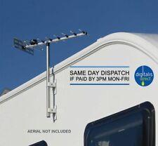 Maxview Unimax TV Aerial Pole Mount for Caravan, Motorhome, Camper Van