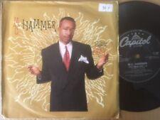 "MC HAMMER 7"" - PRAY - RADIO EDIT & JAM THE HAMMER MIX - CAPITOL CL599"