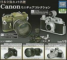 Camera Annuaire Canon Miniature Collection Tout 5 Set Gashapon Mascotte Jouets