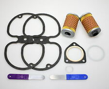 BMW r75/7 r80/7 r100 Filtre à huile vanne couvercle soupape joints leçons d'inspection