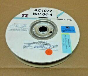 98FT NEW MOLEX TEMP-FLEX F2807S-5-050-R FLAT RIBBON WIRE CABLE 28AWG 18 COND 98'