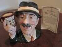 """Royal Doulton THE COLLECTOR Character Jug D6796 Large 7"""" LE"""