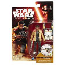 Star Wars Finn Jakku Weapon Figure Boxed The Force Awakens Figurine Toy New
