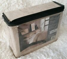 UNION SQUARE TWIN DUVET SET Duvet Cover & Standard Sham NEW Bed Bath and Beyond