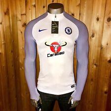 NWT! Nike Chelsea FC Strike Drill Men's Small Jacket